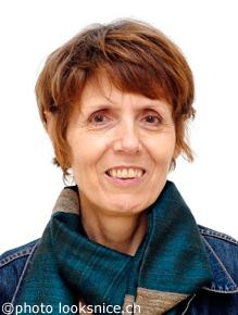 Anne Candardjis, Feldenkrais Trainerin