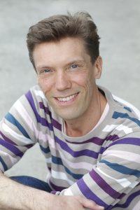 Feldenkrais Assitant-Trainer Christoph Habegger