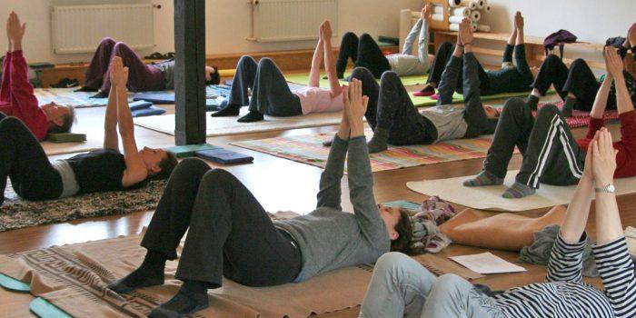 Feldenkrais Ausbildung, Bewusstheit durch Bewegung